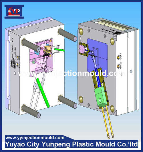 Standard Injection Plastic molding maker,Plastic molded injection tooling producer,Plastic injection moulding(From Cherry)
