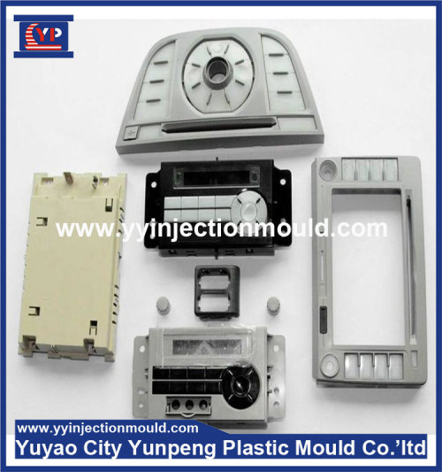 Professional car parts mold base plastic injection Mold, cheap plastic injection Mould (from Tea)