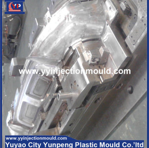 High quality custom car parts hot runner honda civic front bumper plastic mould (from Tea)