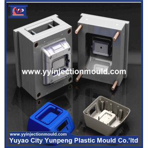 Injection molding for car accessory plastic parts plastic injection mold making (from Tea)