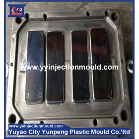 Cheap pencil box for kids/wholesale plastic pencil box/plastic injection mould (from Tea)