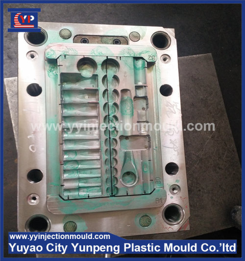 Electrical construction toolbox tool box shell product plastic mold injection mold plastic mold factory
