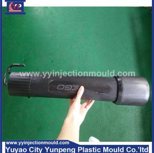 cheap custom injection plastic long large tube mold