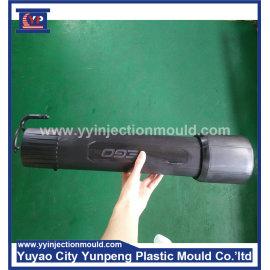 cheap custom injection plastic long large tube mold