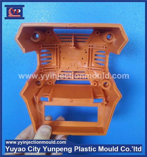 Custom precision radiator plastic part injection mould house hold part mold