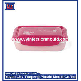high quality plastic injection molding pp lunch boxes  (From Cherry)