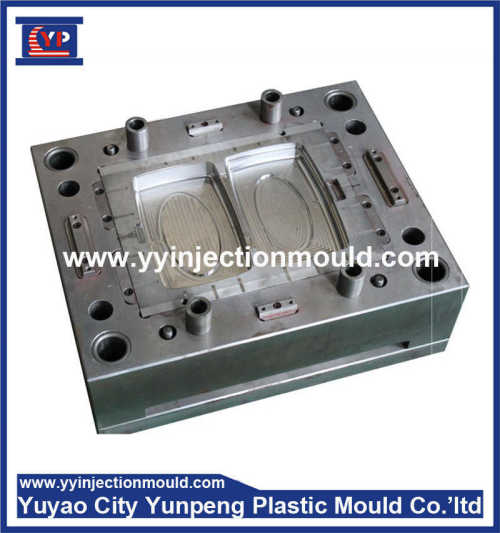 plastic box with lid mould manufacturer from alibaba golden supplier plastic lunch box injection molding (From Cherry)