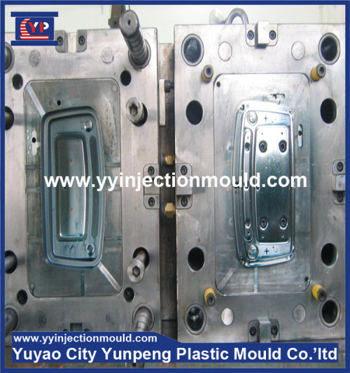 Plastic Injection mould for patch board/sockets power (from Tea)