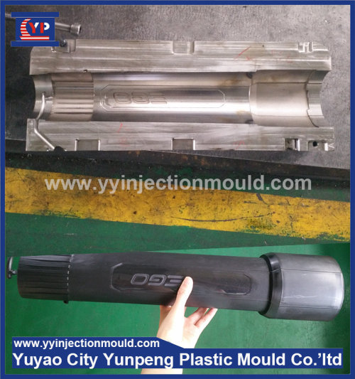 making plastic mould ABS tube plastic injection mould (Amy)