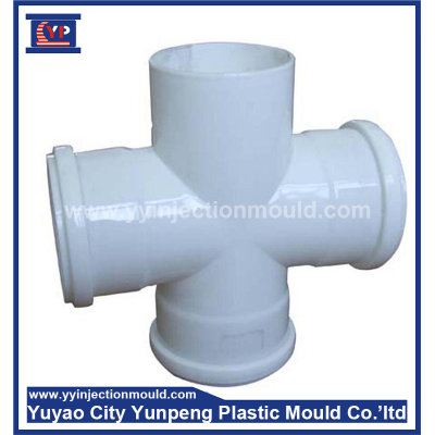 Ningbo mould maker 90 degree elbow pvc pipe fitting injection mould(Amy)