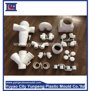 China factory Plastic injection PVC lateral tee pipe fitting mould(Amy)