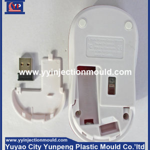 Custom plastic mold plastic injection mold exporter computer mouse shell mold (from Tea)