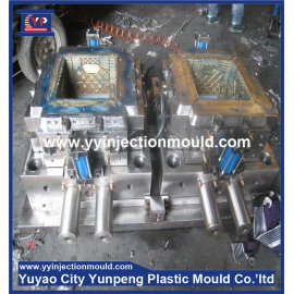 Custom plastic injection storage box injection molding (from Tea)