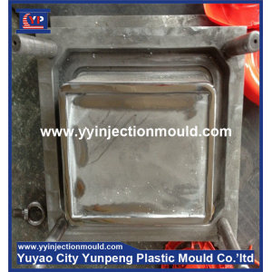 OEM/ODM high quality large storage turnover box plastic injection molding (from Tea)