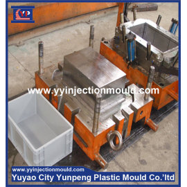 zhejiang ningbo plastic injection molding factory to Plastic Storage box mold (from Tea)