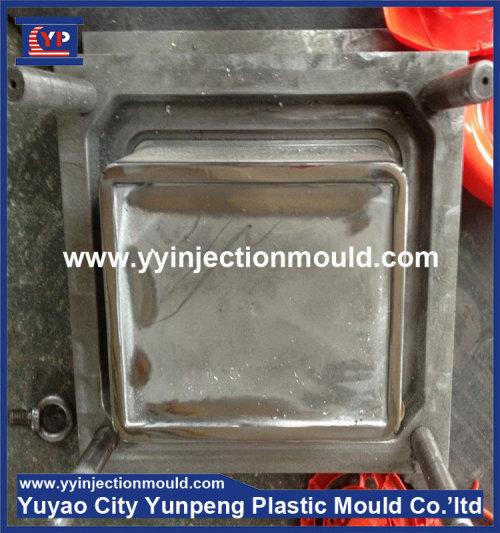 zhejiang ningbo plastic injection molding factory to Plastic Storage box mold (from Tea)