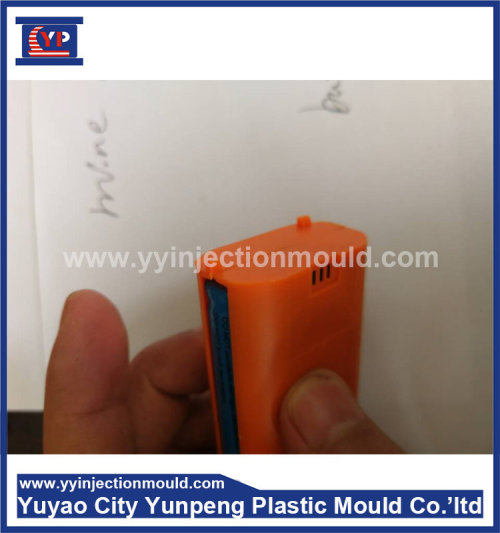 ABS Plastic battery case holder storage box injection mold (Amy)