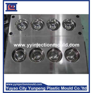 Customized Precision Plastic Tooling Mold LED Light Housing Making  (From Cherry)