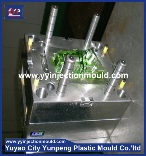 Plastic electric shaver housing mould/Plastic electric razor mould (from Tea)