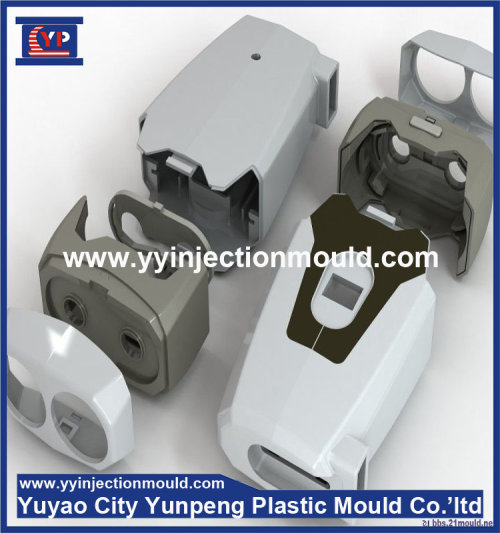 electric shaver injection mouldings supplying for custom plastic parts toolings (from Tea)