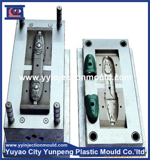 2017 New design electrical shaver plastic shell injection mould (from Tea)