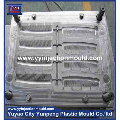 Japanese client customized hair comb plastic injection mould (from Tea)