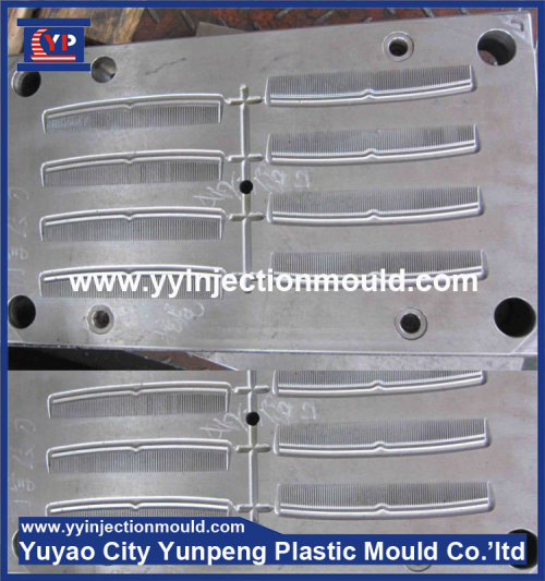China high quality plastic injection hair comb mould (from Tea)