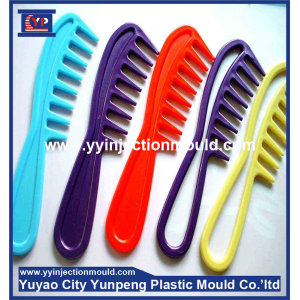 China appliance parts plastic bath bomb mold/most selling home appliance products plastic comb mold (from Tea)