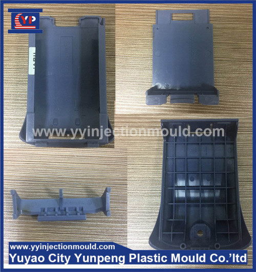 Black High Precision Custom Plastic Electronic Parts mold For Battery (Amy)