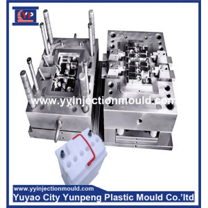 auto/car battery box/container/case plastic injection mould/mold (from Tea)