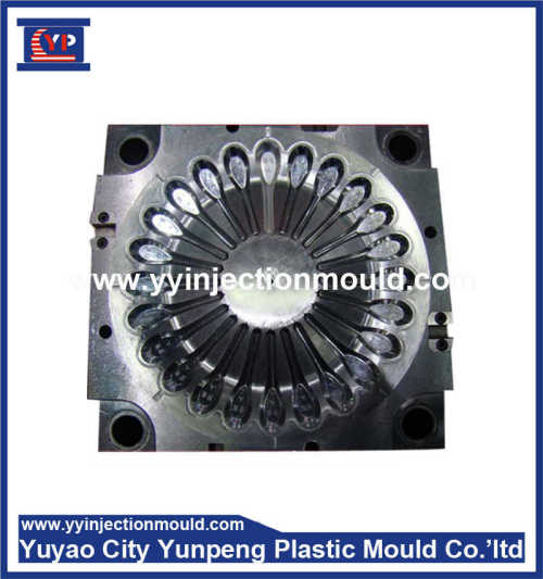 Good quality for plastic injection mold of spoon molding/mould maker  (From Cherry)