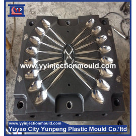 Cake disposable plastic spoon mould (from Tea)