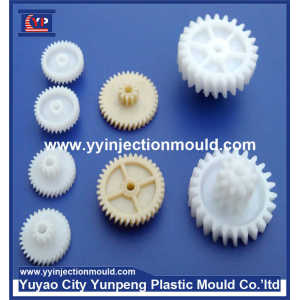 Custom Made Plastic Injection Molded Nylon Gears  (From Cherry)