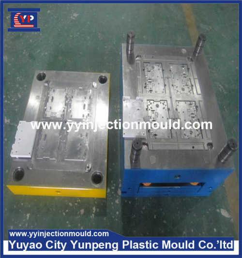 Custom High Precision Plastic Mold Injection For Molding Plastic Socket Shell With Lowest Price (From Cherry)