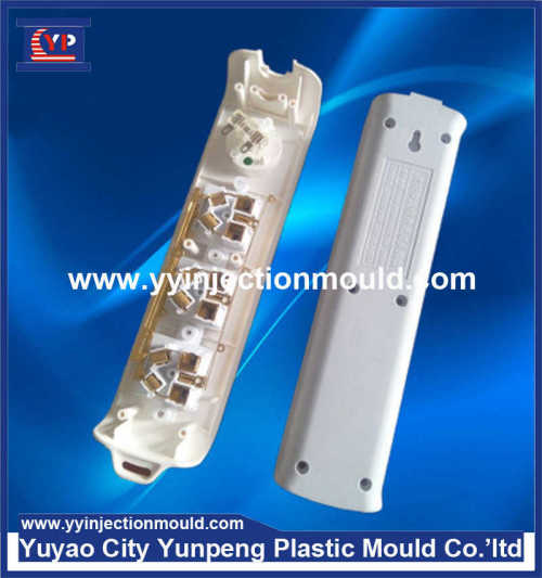 China professional precision mold for socket shell plastic injection moulding making (From Cherry)