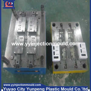 Plastic injection molding socket shells , custom casing for plug (From Cherry)