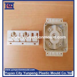 High Hardness Custom Switch Socket Flame Retardant ABS Injection Moulded Plastic Shell (From Cherry)