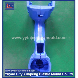China mold factory plastic handle mould (with video)