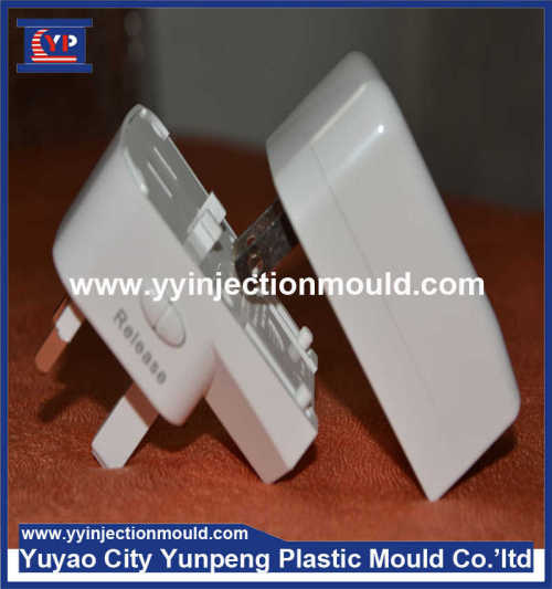 High Quality Professional Electric Plug Socket Box Shell By Plastic Injection Mold In Ningbo (From Cherry)