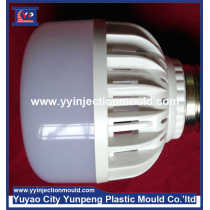 high precision plastic injection led bulb housing molding (From Cherry)