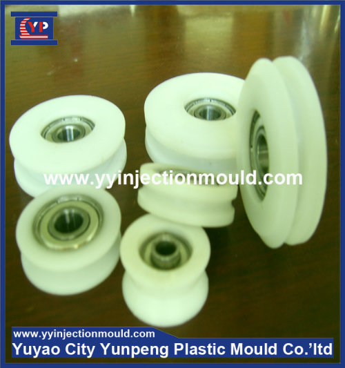 cheap plastic ball bearing retainers mold making (from Tea)