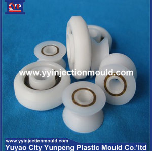 Plastic bearing injection mold, bearing gear mould (from Tea)