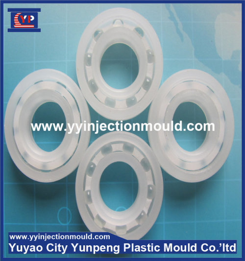 injection plastic roller wheel bearing mold  (from Tea)