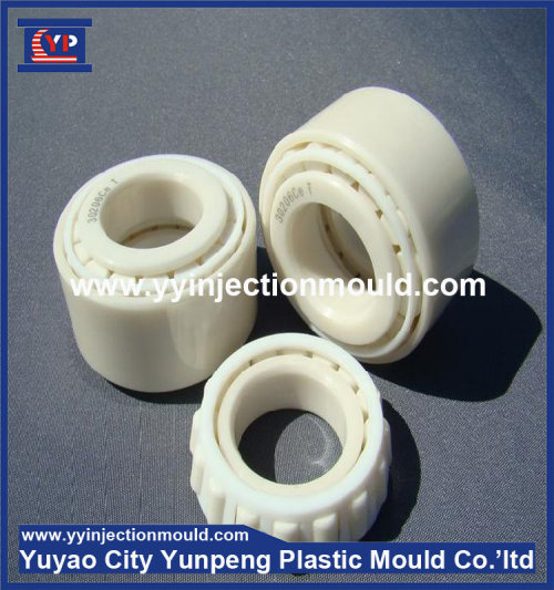 Plastic ball bearing mould  (from Tea)
