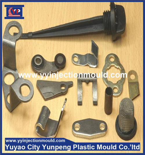China OEM Fabrication Stamping Weling Bending Zinc Plaed metal stainless stamped parts (from Tea)