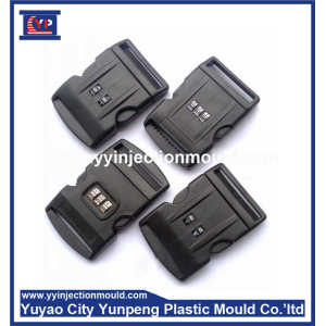 Plastic injection mould factory Plastic car seat belt buckle Mould (From Cherry)