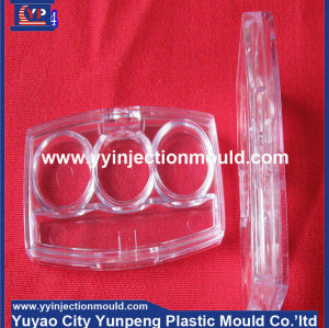 Professional Customized Slap-up plastic Acrylic Dressing Case/ Injection molding transparent cosmetic boxplastic injection mould (from Tea)