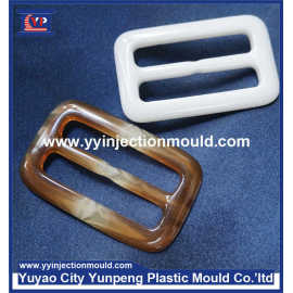 Plastic auto parts seat belt buckle tongue injection mould made in China (From Cherry)
