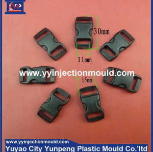 Plastic mold manufacture Plastic car safety seat belt buckle Mold (From Cherry)