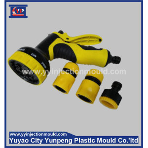 high quality injection molded plastic spray gun (with video)